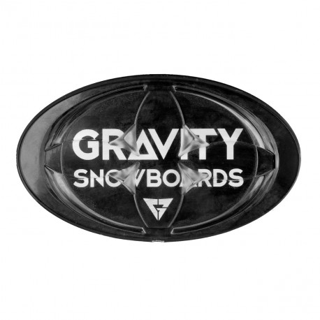 snowboard grip Gravity Logo Mat black